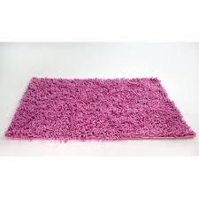 pink shag rug wayfair