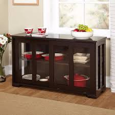 Kitchen Sideboard Cabinet by Sideboards Astonishing Glass Door Buffet Buffet Hutch Buffet