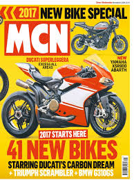 mcn november 9 2016 motorcycle wheeled vehicles