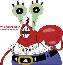 mr krabs unitologist by ayronstorkarynx on deviantart