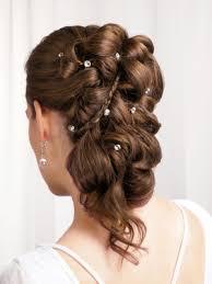 hair styles with rhinestones 12 best bride hairdo for wedding day images on pinterest braids