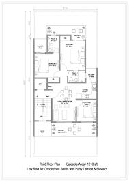 central park flower valley cerise suites floor plan central park