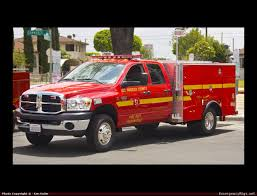 dodge rescue los angeles county fire department emergency