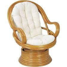 siege en rotin fauteuil pivotant et basculant en rotin avec co achat vente