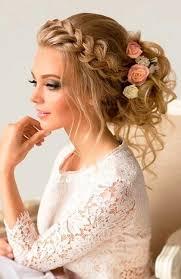 coiffeur mariage coiffure mariage été 2017 coiffure simple et facile