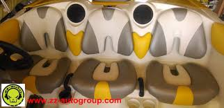 new seat covers upholstery 4 seat set for 2003 2006 sea doo