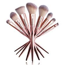 professional makeup tools ucanbe professional makeup brushes gold makeup