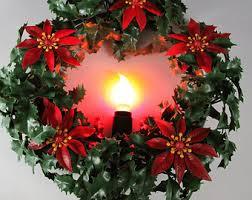 plastic wreath etsy