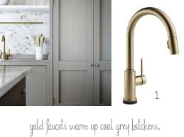 fabulous gold kitchen faucets including faucet latest image of
