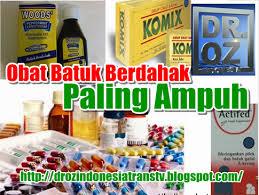 Obat Woods obat batuk berdahak paling uh dr oz indonesia