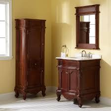 Bathroom Vanity Cabinet Sets Bathroom Linen Closets Custom Vanity Cabinets Cost Of Master Bath