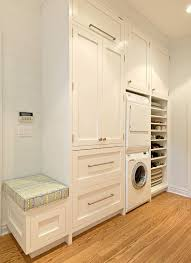 Shoe Storage Bench With Seat Shoe Storage Bench Closet Traditional With Built In Cabinetry