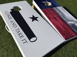 Texas State Flag Image Come And Take It And Texas Flag Board Set West Georgia