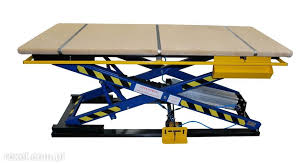 scissor st scissor lift table foot operated pneumatic with safety