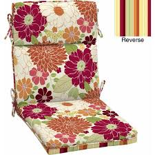 Better Homes And Gardens Outdoor Furniture Cushions Better Homes And Gardens Outdoor Dining Chair Cushion Sorbet