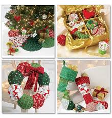 mccall s sewing pattern craft christmas ornaments wreath stocking