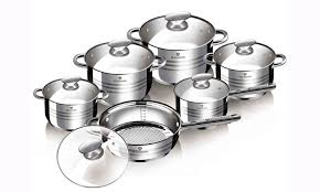 batterie de cuisine en batterie de cuisine blaumann groupon