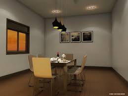 night interior scene with vray and sketchup ies light rectangle