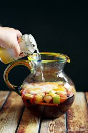 best 25 non alcoholic drinks sangria ideas on
