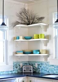 kitchen corner shelves ideas impressive corner shelves kitchen and best 10 corner shelves