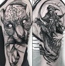 sketches for men tattoo design sketches www sketchesxo com