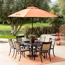 Wind Resistant Patio Umbrella Coral Coast 9 Ft Sunbrella Commercial Grade Aluminum Wind With