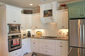 Best Paint For Cabinets Kitchen Its A Wannabe Decorators Life Kitchen After Painting Oak
