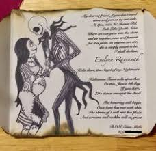 nursery rhyme the nightmare before by prettynprints on etsy