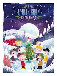 brown christmas poster a brown christmas artist adam grason gift set of both