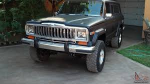 jeep scrambler 1982 jeep cherokee 1982 photo and video review price allamericancars org