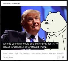 Bears Meme - ice bear for 2016 we bare bears know your meme