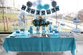 blue baby shower decorations top 16 baby shower decorations mostbeautifulthings