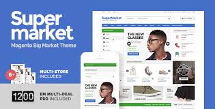 supermarket u0026 deal responsive magento theme by tvlgiao themeforest