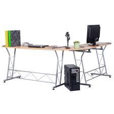 Winkelkombination L Form Eckschreibtisch Schreibtisch Computertisch Ecktisch