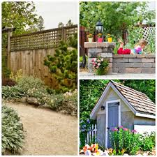 Backyard Garden Ideas Backyard Small Backyard Garden Wonderful Endearing About Small