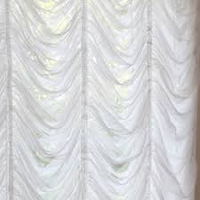 Shabby Chic Balloon Curtains by Captivating Custom Made Austrian Curtain