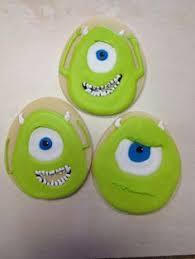 monster university cookies royal icing noey u0027s cookies