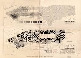 A Map Of New York City by 1894 Maps Show A Manhattan Densely Populated With Immigrants 6sqft