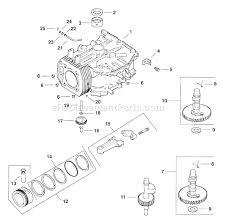 kohler cv14 1451 parts list and diagram ereplacementparts com