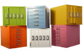 Orange Filing Cabinet Bisley File Cabinet Modern Office With Light Grey Metal Filing