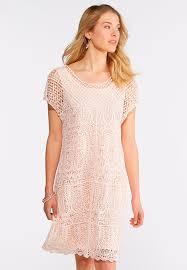 sheath dress crochet overlay sheath dress junior misses cato fashions