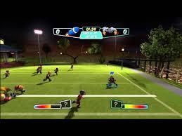 Backyard Sports Football Backyard Sports Rookie Rush Youtube Gaming