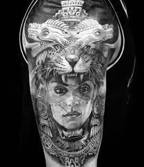 50 of the best aztec tattoos tattoo insider