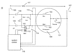 patent us20090001921 electronic method for starting a compressor
