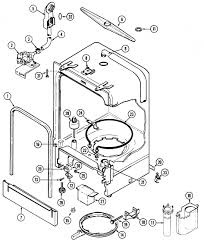 kenmore ultra wash dishwasher parts diagram automotive parts