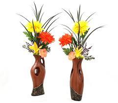 Home Decor Silk Flower Arrangements