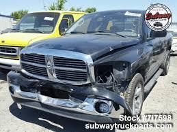 Dodge Ram 1500 Truck Parts - used 2006 dodge ram 1500 5 7l parts sacramento