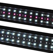 Led Aquarium Lighting Perfect Led Aquarium Light Freshwater Saltwater Plant 24 7 Remote
