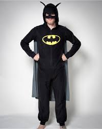 batman onesie on the hunt