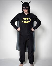 batman onesie on the hunt